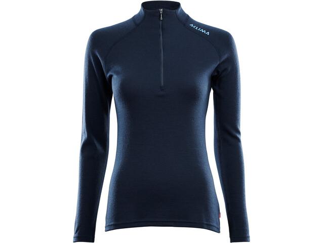 Aclima WarmWool Ropa interior Mujer, azul